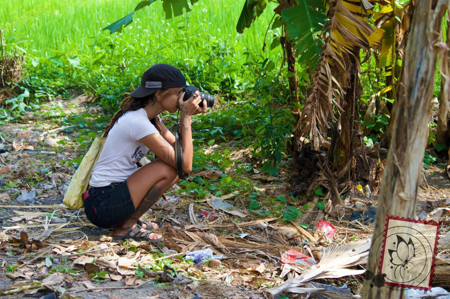 Mita du collectif N&B