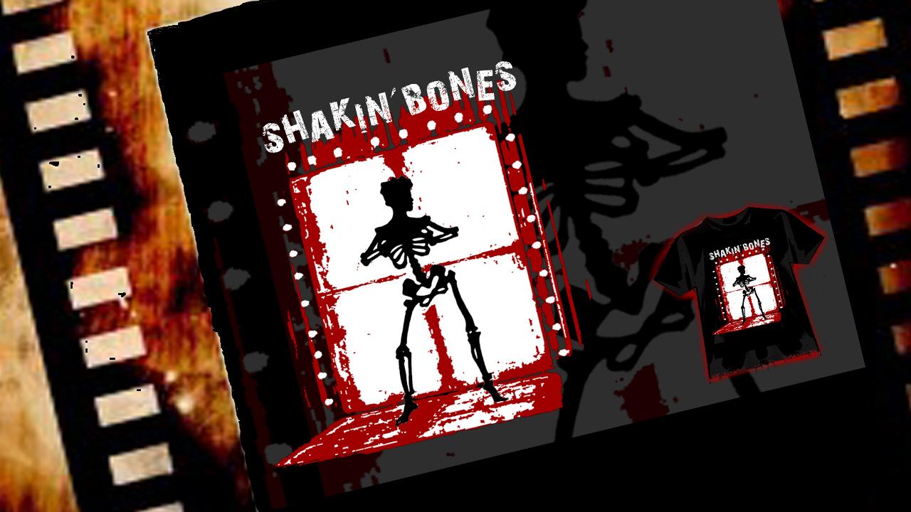 book shakin bones