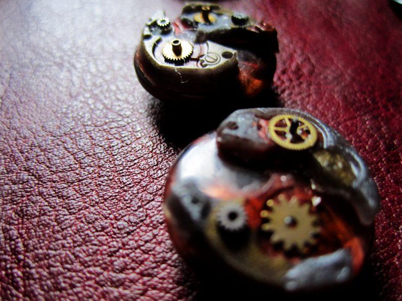 boutons customisés