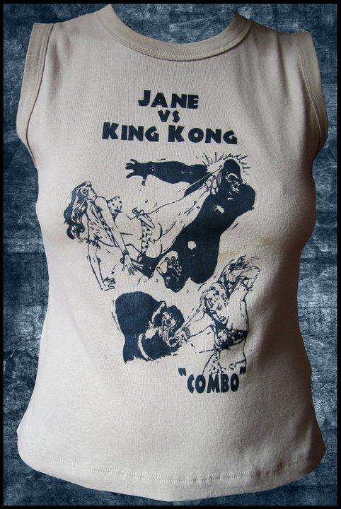 Jane VS King Kong