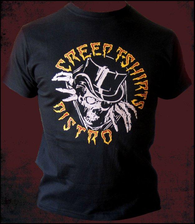 Creep T-shirts