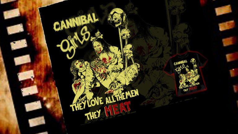 book cannibal grls