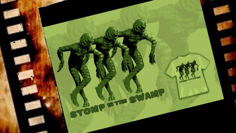 book stomp in the swamp