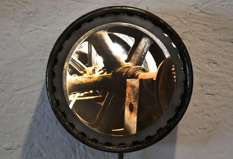 compteur et disque embrayage / ampoules LEDs / impression photo HUMBERSTONE