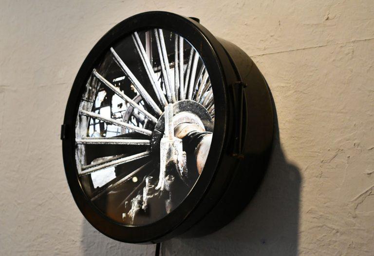 Compteur / ampoules LEDs / impression photo HUMBERSTONE